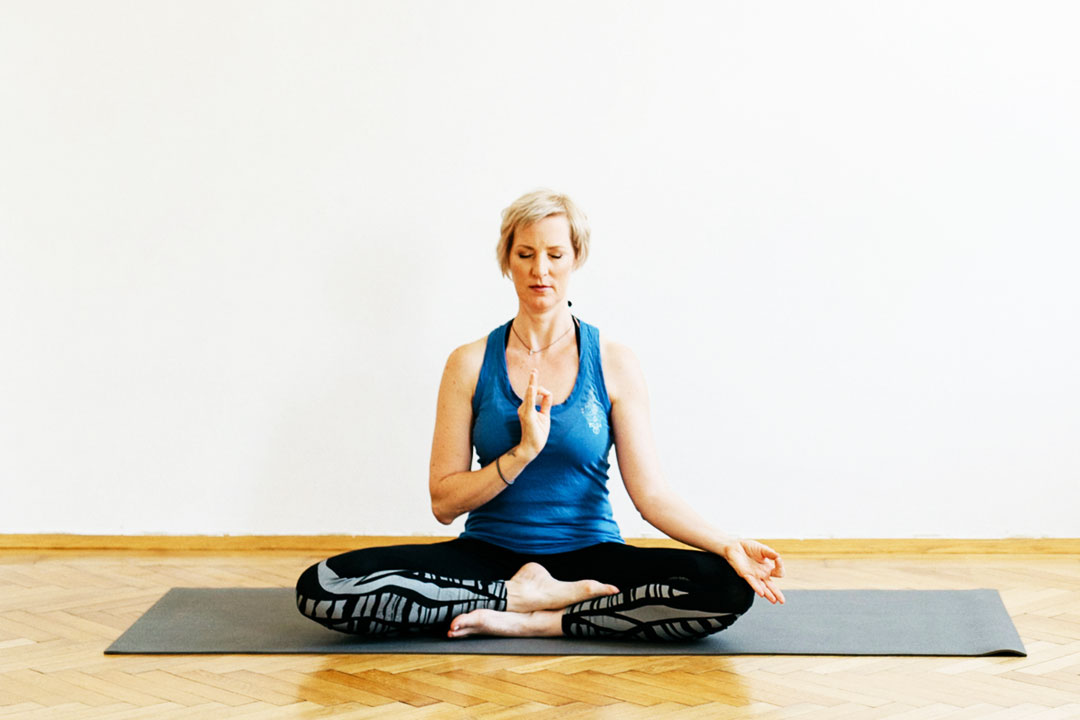 Wo immer wir starten - Yoga führt uns zur Balance