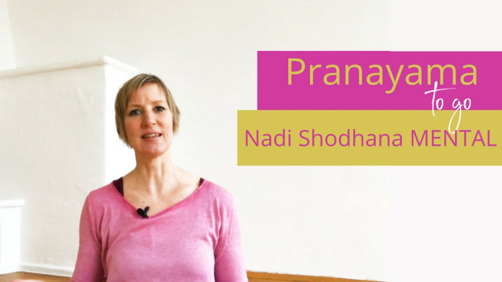 Nadi Shodhana mental