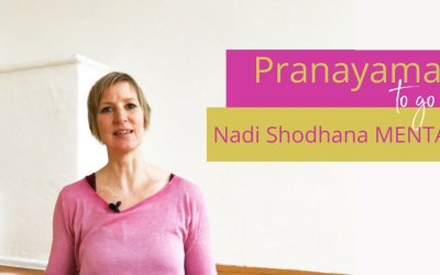 [Yoga-Video]: Balance finden mit Nadi Shodhana MENTAL