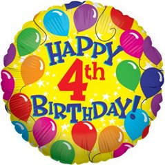 4rth birthday