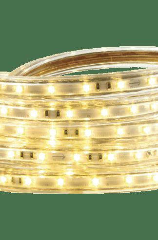 Fita Plug & Play 4,4W/m - IP66 - 5M - LED - 2700K Dimerizável - Brilia