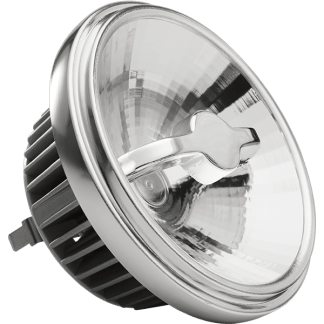 434512 - AR111 Refletora Dimerizável GU10 20 Graus 127V - 2700 - Brilia - LED