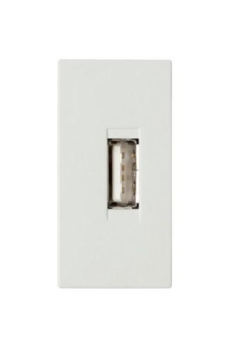 Carregador USB Bivolt 1A - Vivace (5TG9 9353) - SIEMENS