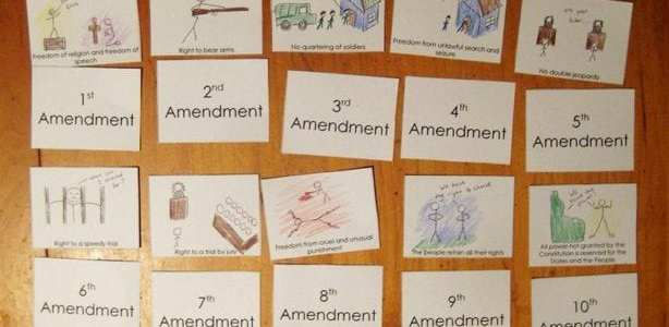 Bill of Rights For Kids
