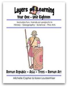Layers of Learning Unit 1-18