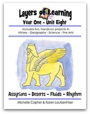 Layers of Learning Unit 1-8