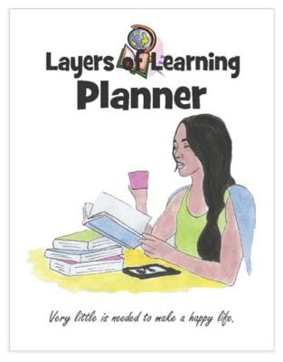 Layers of Learning Homeschool Planner