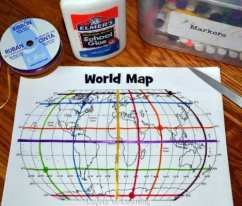 A Grid on Our Earth, An Exploration on Map Grids