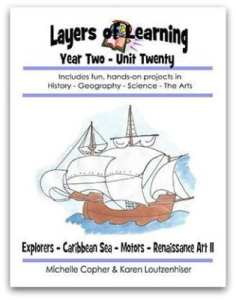 Layers of Learning Unit 2-20
