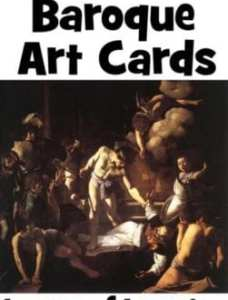 Baroque Art Cards