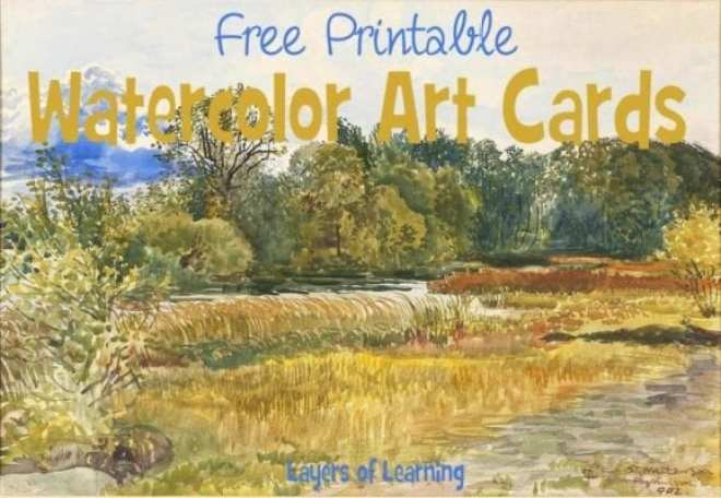 watercolor art cards2