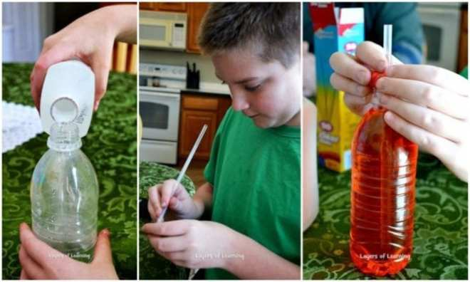 Building a homemade thermometer