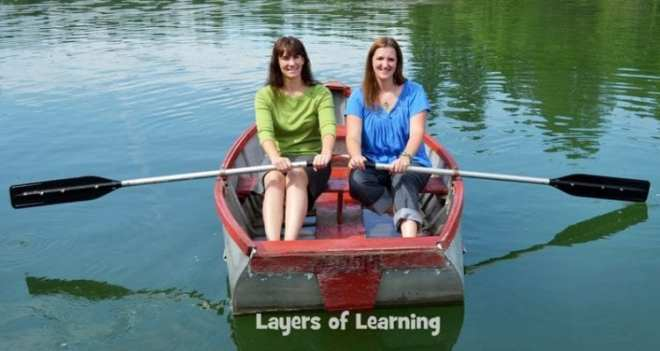 Michelle-and-Karen-Rowboat