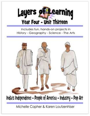Layers of Learning Unit 4-13 cover