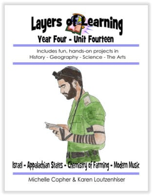 Layers of Learning Unit 4-14 cover