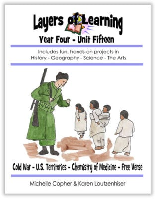 Layers of Learning Unit 4-15 cover