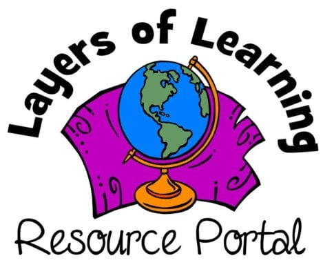 Layers of Learning Resource Portal