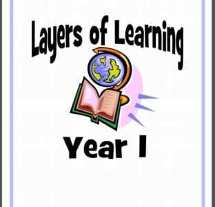 Layers of Learning Notebook Covers