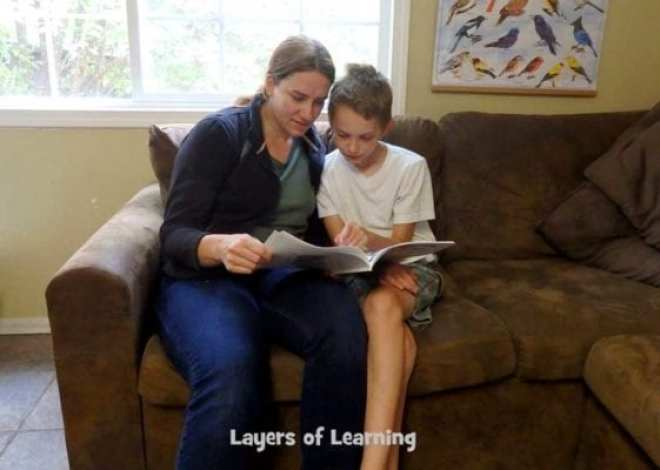 how to use layers of learning as a grab and go curriculum