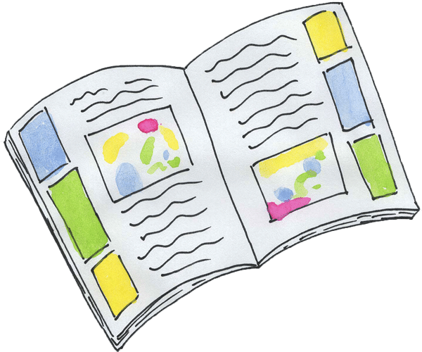 Layers of Learning paperback book
