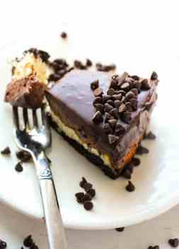 Image result for Death By Chocolate Cheesecake