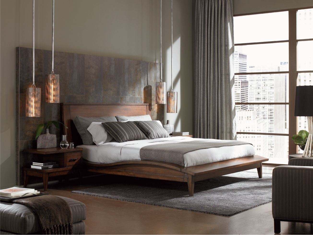 Bedroom Bedroom Hanging Lamps And Great Bedside Lights Trends With Layjao