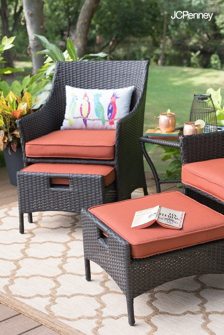 need modern outdoor furniture for your