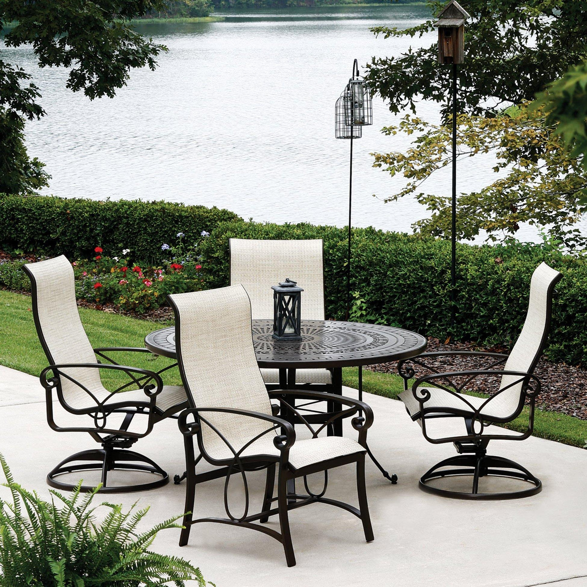 outdoor patio furniture dining sets