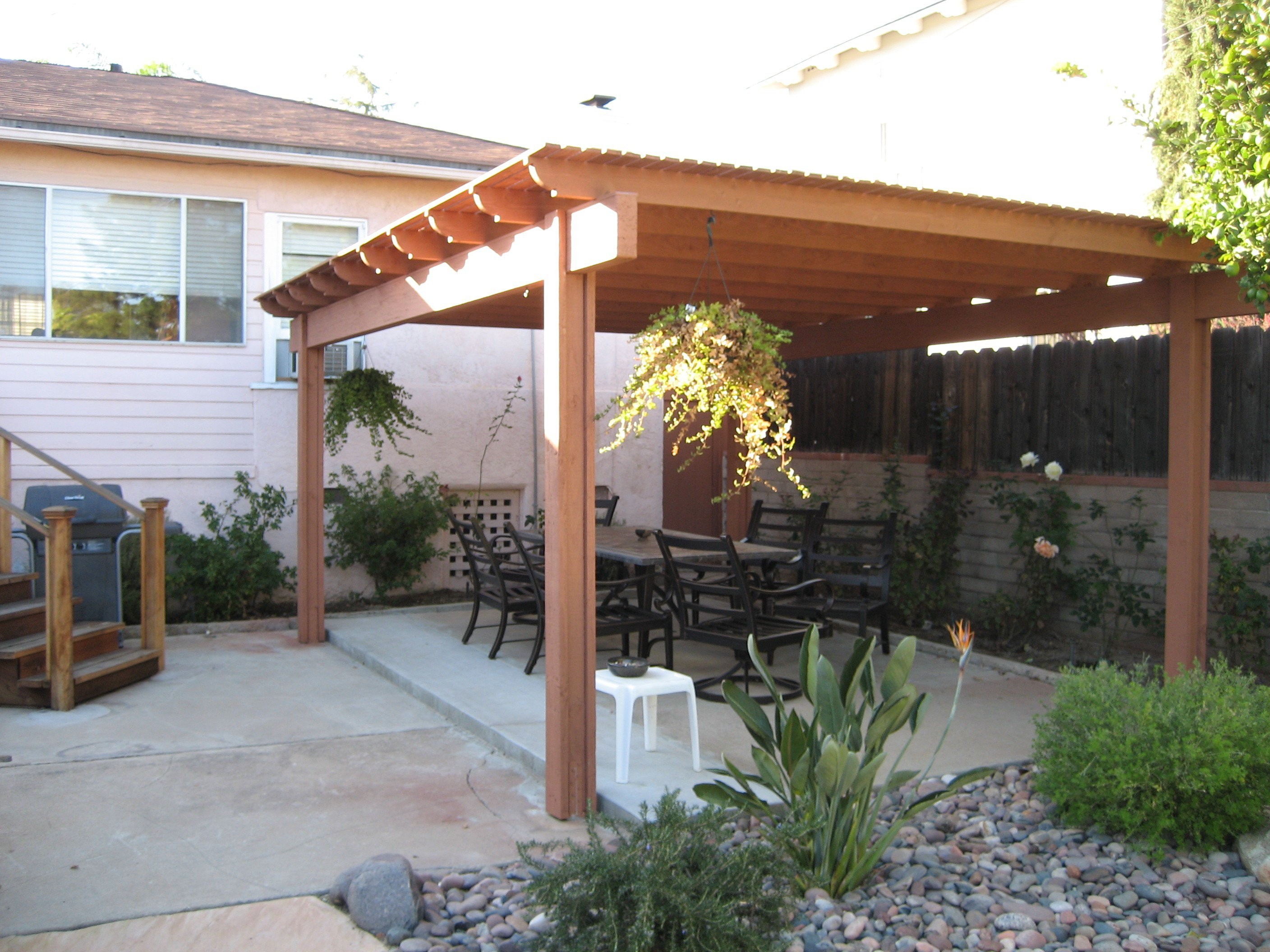 trend of outdoor patio roof ideas and