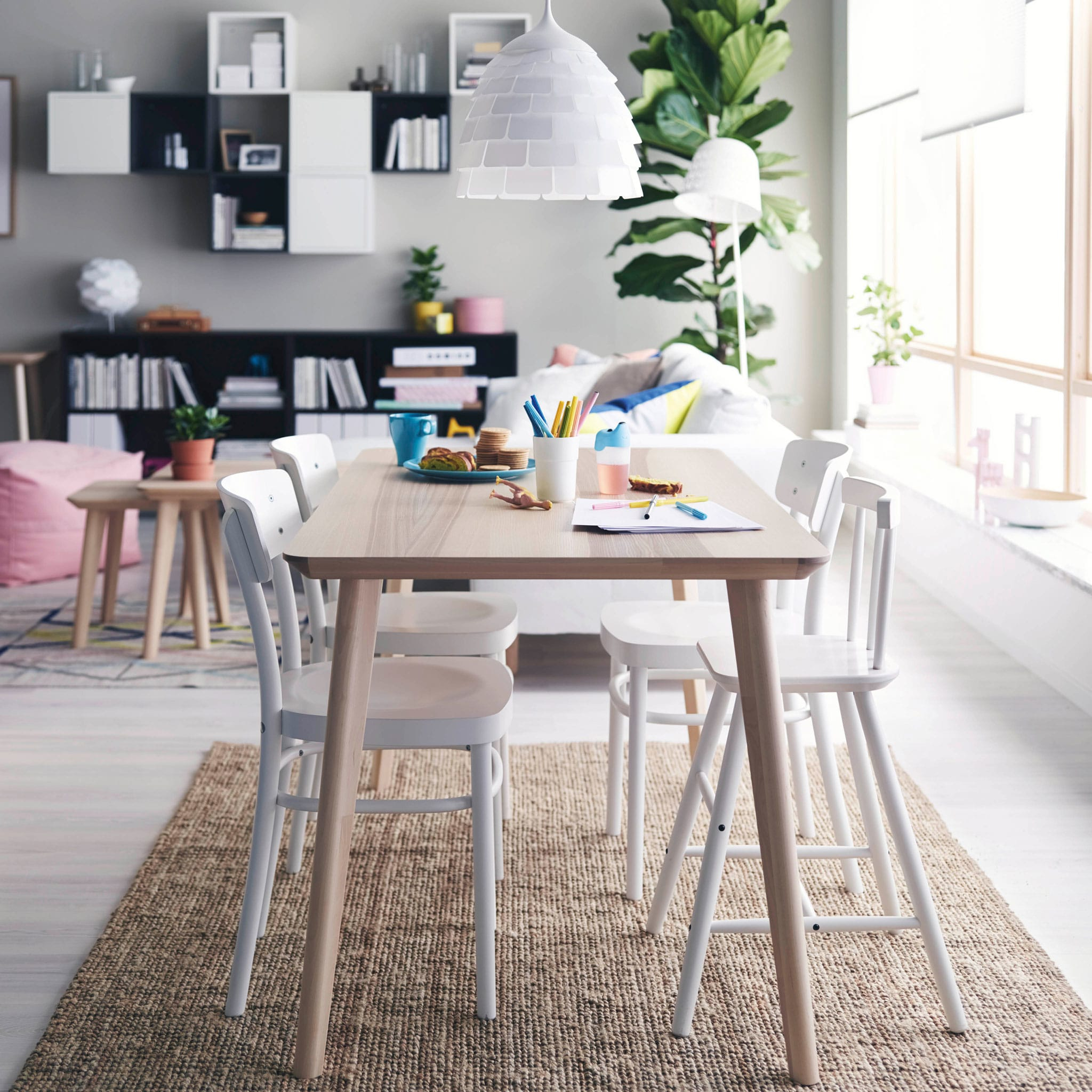Dining Room Furniture Ideas Dining Table Chairs Ikea Layjao