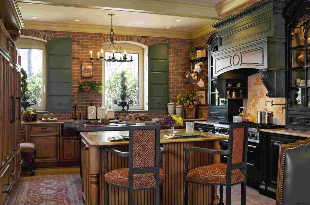 Rustic French Country Kitchen Designs Layjao