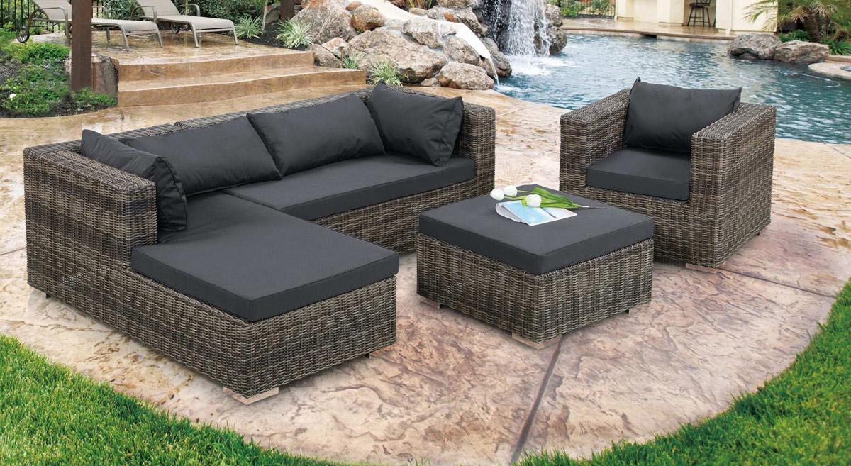 furniture cool outdoor sectional
