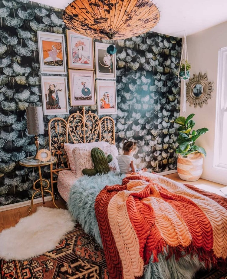 The Best Colorful Bedroom Ideas We Found On Instagram Modern Layjao