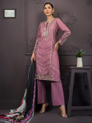 Kalyan by ZS Embroidered Lawn Collection KL-2-07