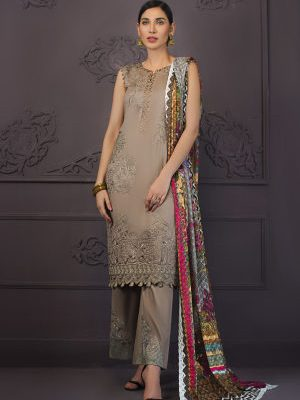 Kalyan by ZS Embroidered Lawn Collection KL-2-09