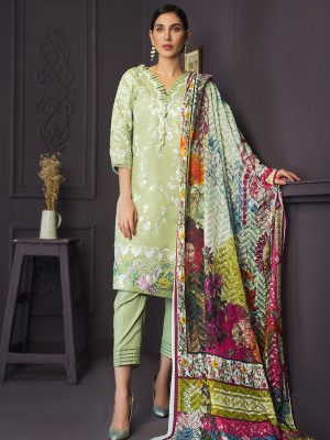 Kalyan by ZS Embroidered Lawn Collection KL-2-12