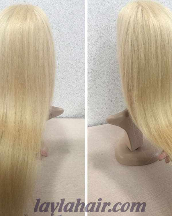 Human Remy Hair Full Lace Wigs 2