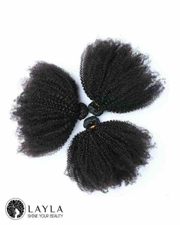 24 Inch Curly Weave Vietnamese Hair Single Drawn