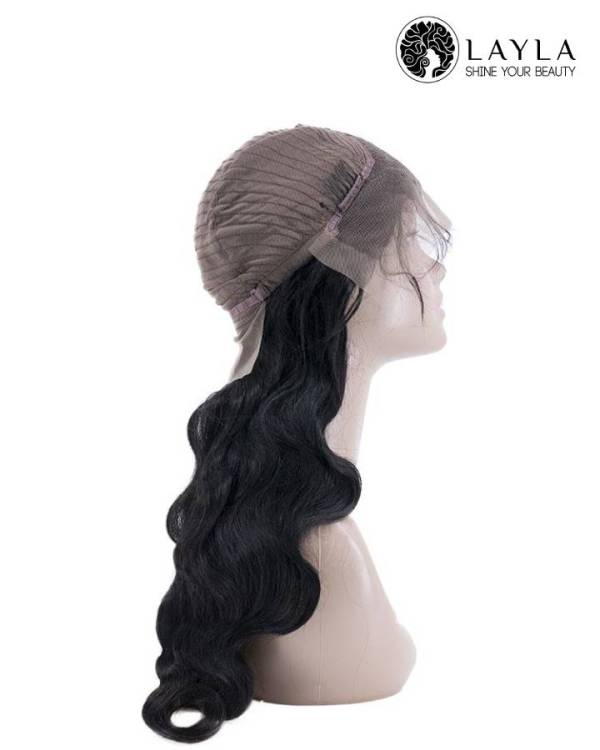 Human Remy Lace Front wigs