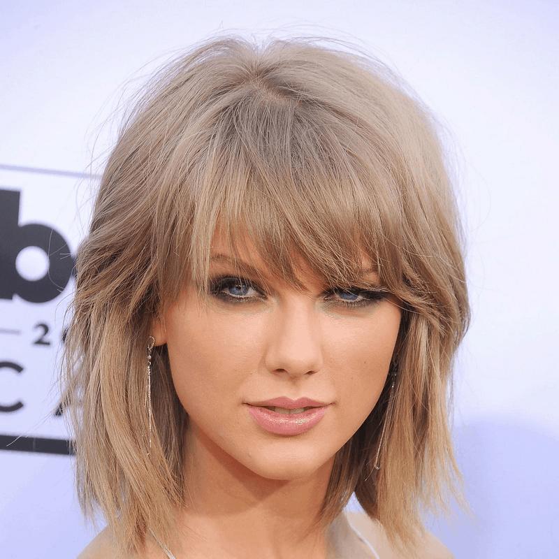 Top 7 best Taylor Swift short haircut looks