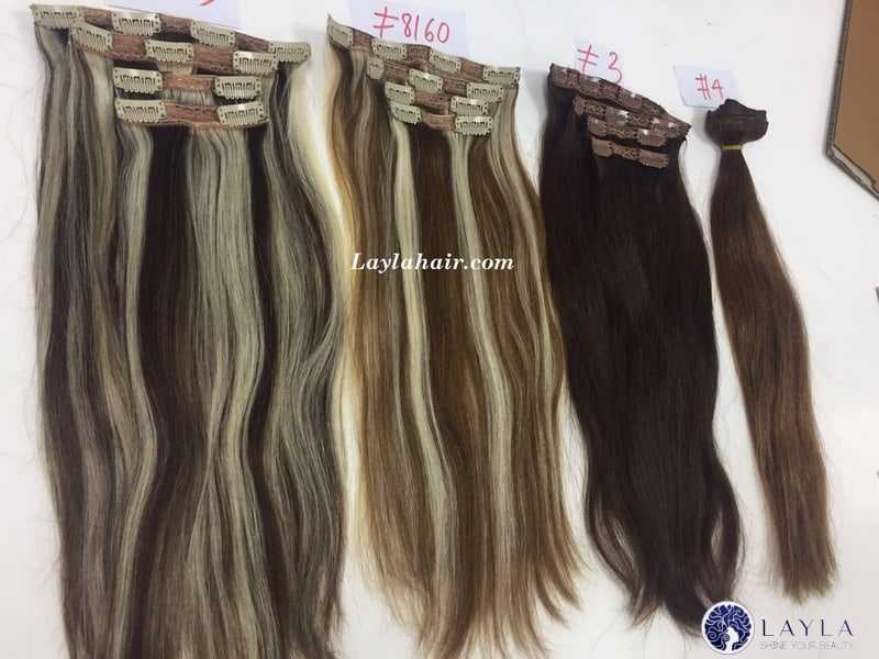 Hair Extensions Applications: The 3 Popular Hows