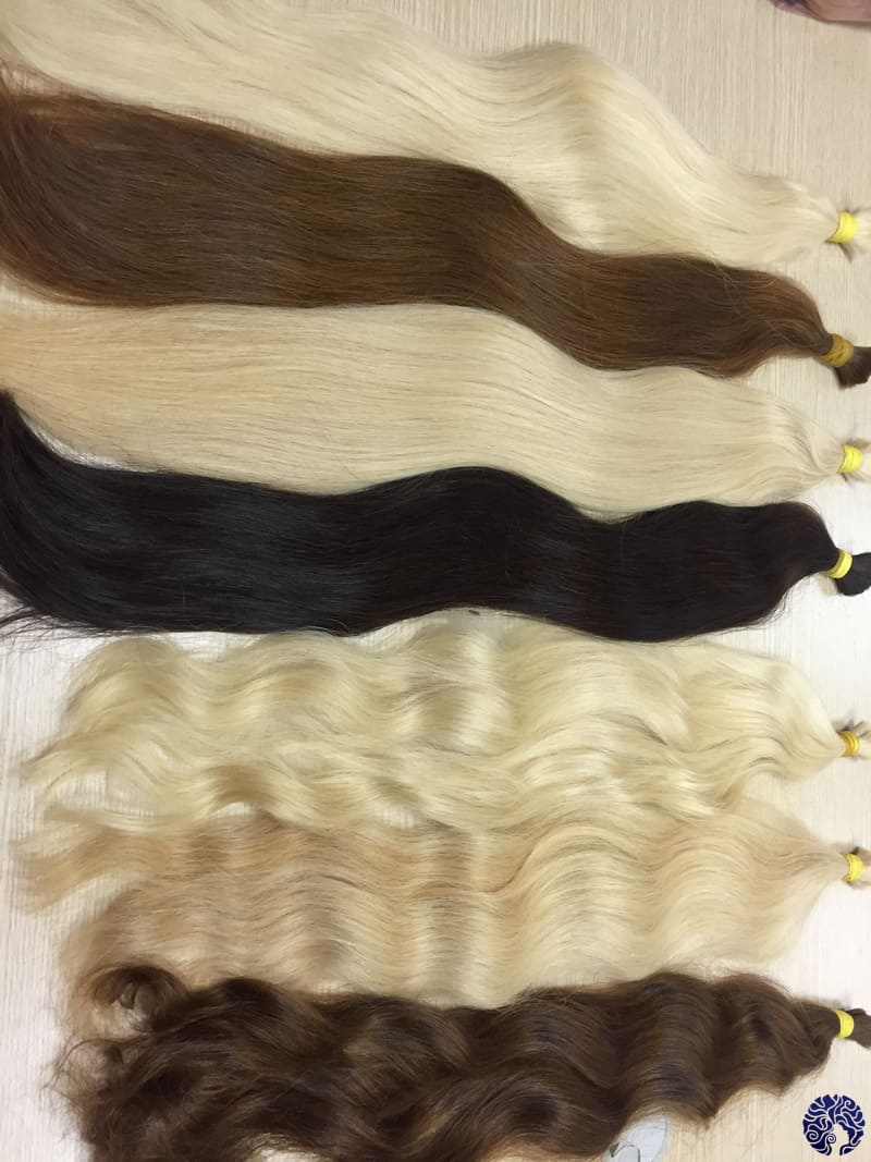 Learning The Fundamentals Of Bulk Hair Extensions - What You Need To Know