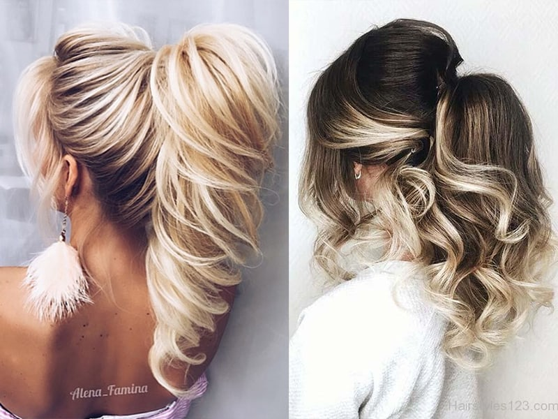 15 Simple Hairstyle At Home That You Can Make Anytime