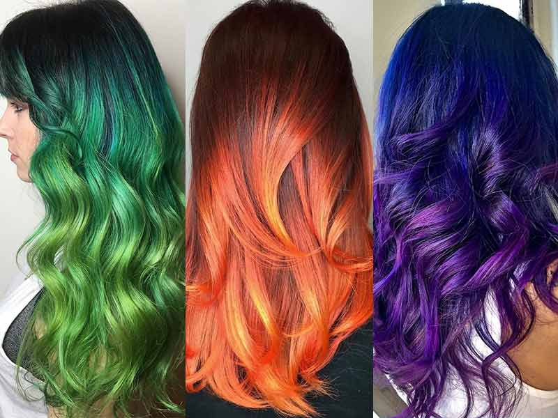 How To Tone Down Hair Color That Is Too Light At Home