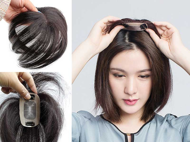 Hair Toppers For Thin Hair? It's Easy If You Do It Smart