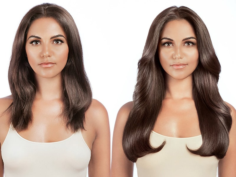 [Exclusive Guide] How To Apply Skin Weft Hair Extensions?