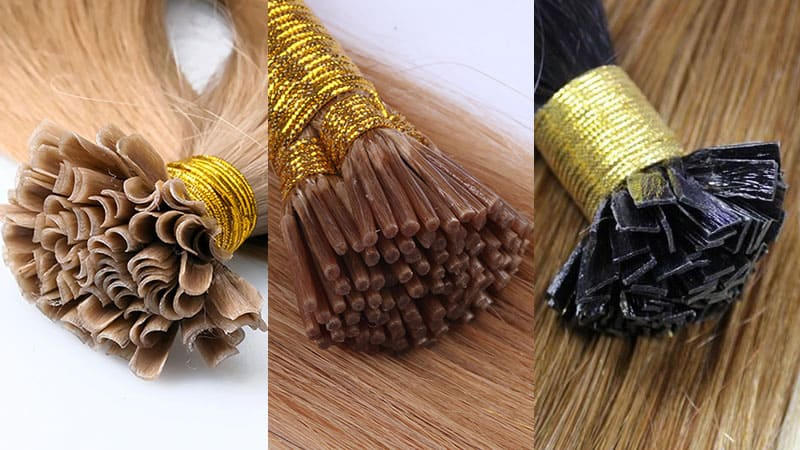 Keratin Glue Hair Extensions: 6 Things You've Forgotten to Do!