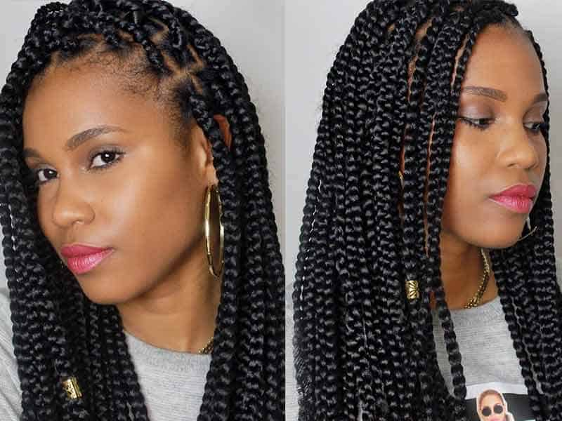 7 Best Protective Styles For Natural Hair To Try This Year!