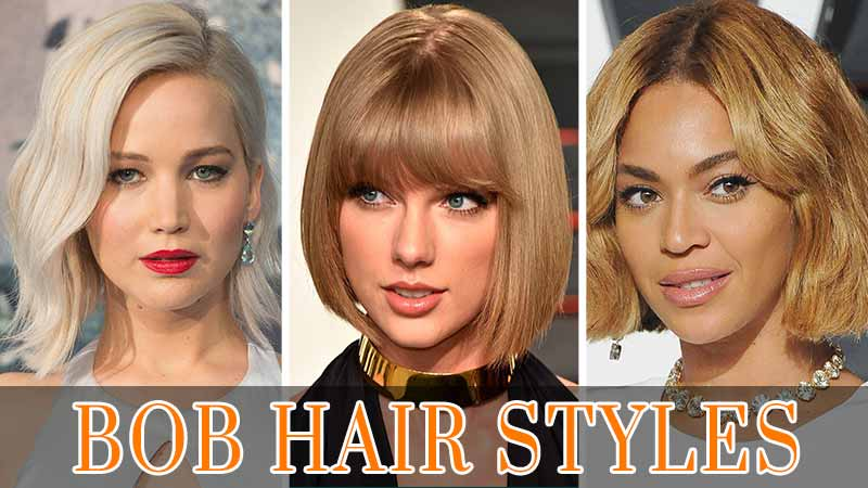 These Bob Hair Styles Will Turn Heads In Few Minutes!