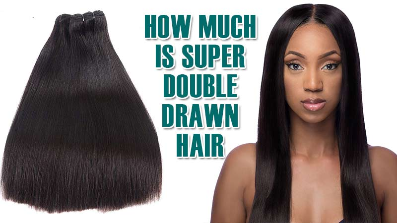 How Much Is Super Double Drawn Hair? It's Definitely Worth Your Cash!